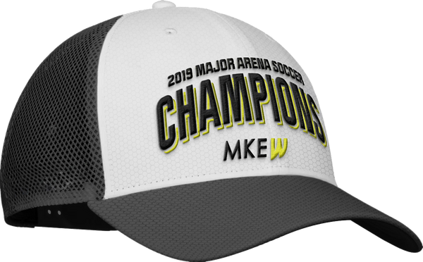 Milwaukee Wave World Champions Hat