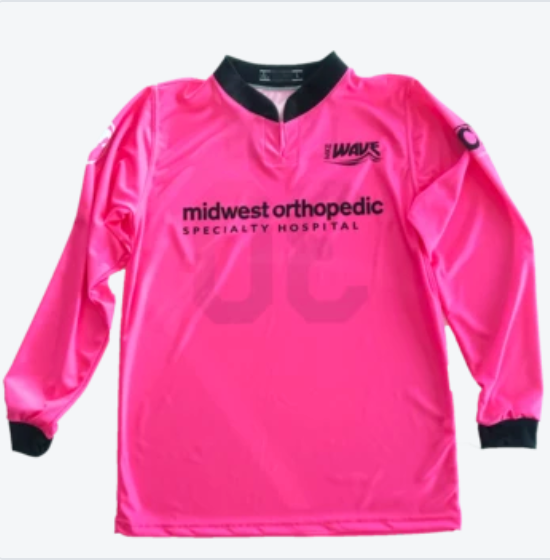 CUSTOMIZED GOALKEEPER JERSEY - ADULT
