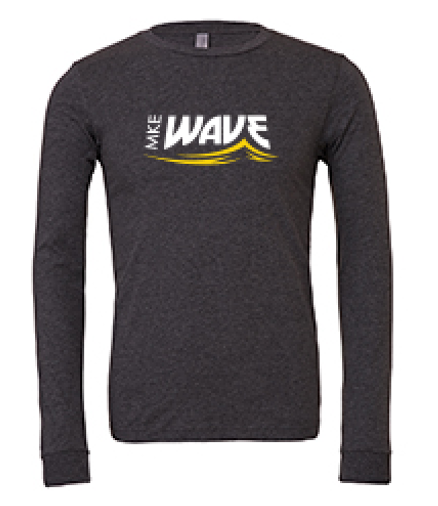 MKE WAVE LONG SLEEVE TEE - ADULT