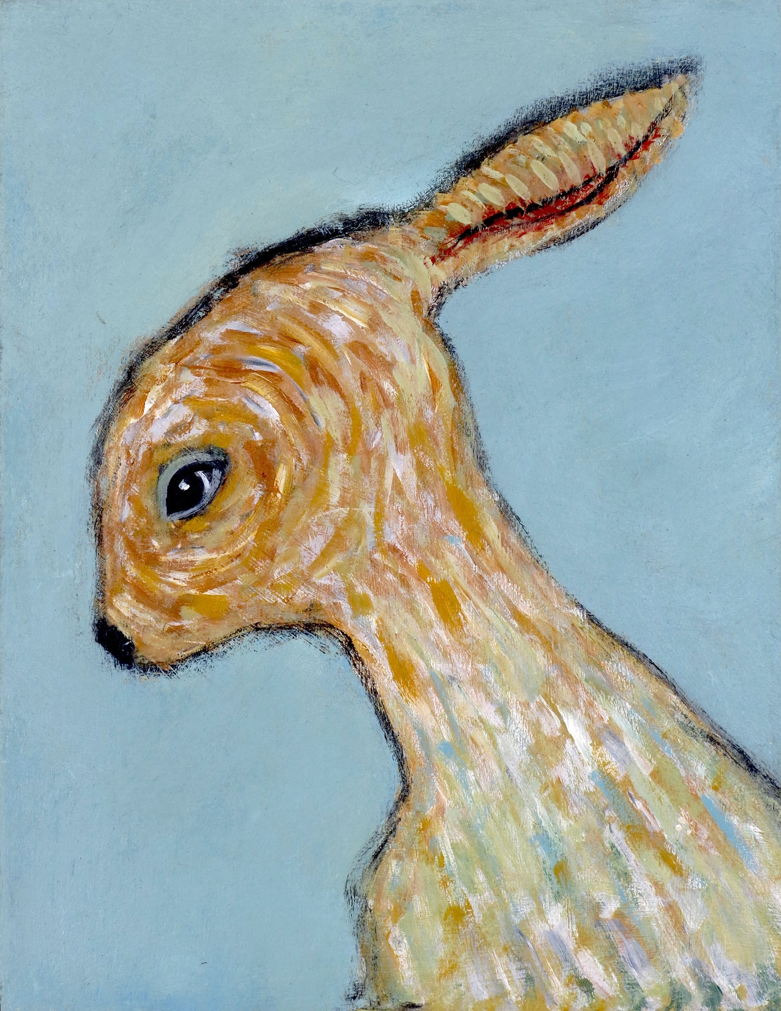 """Contemplating a New Hare Style"""