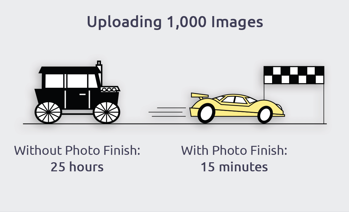 Photo Finish 1,000 Images