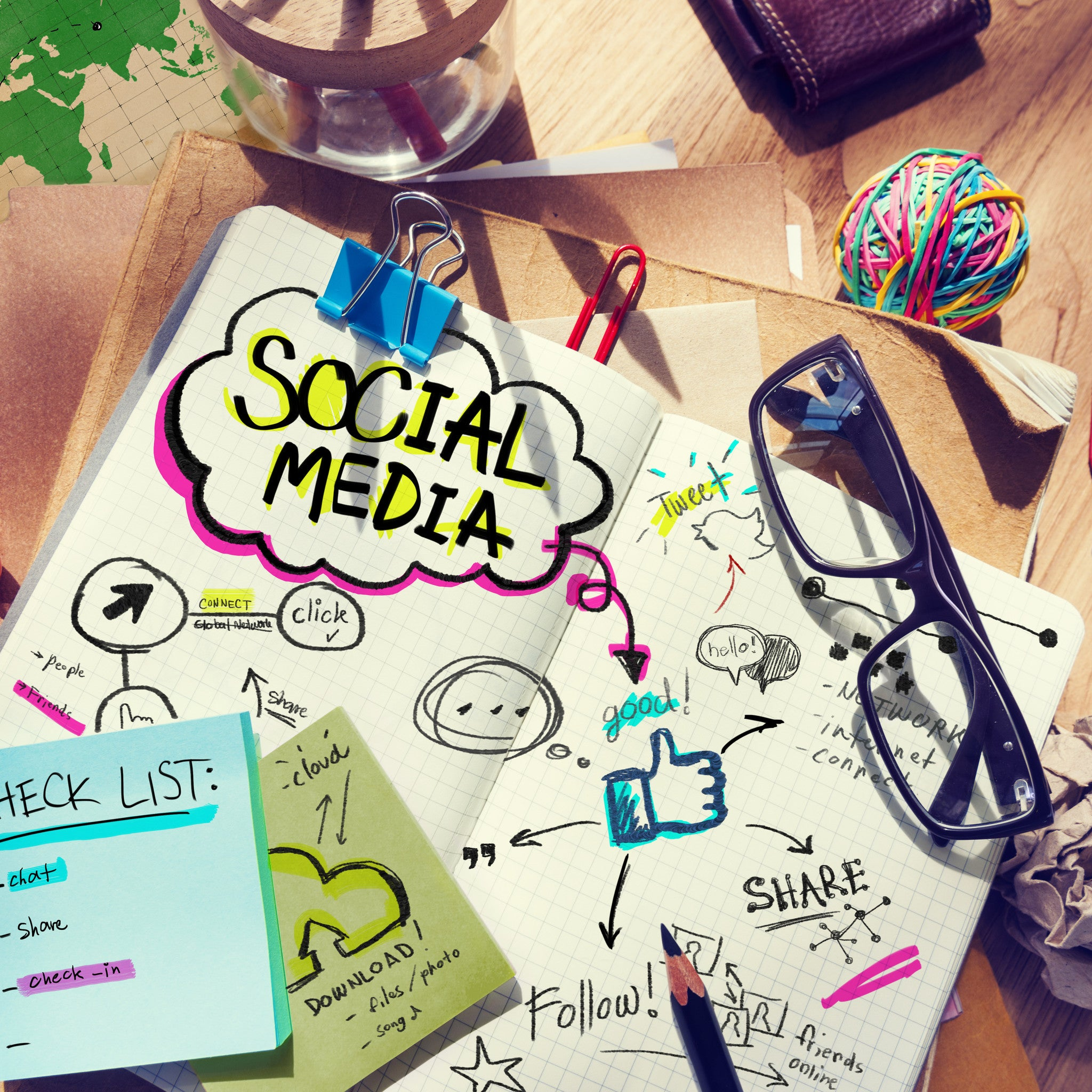 Social Media Management Package