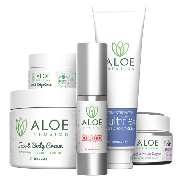Hi All Aloe Infusion BA's!!