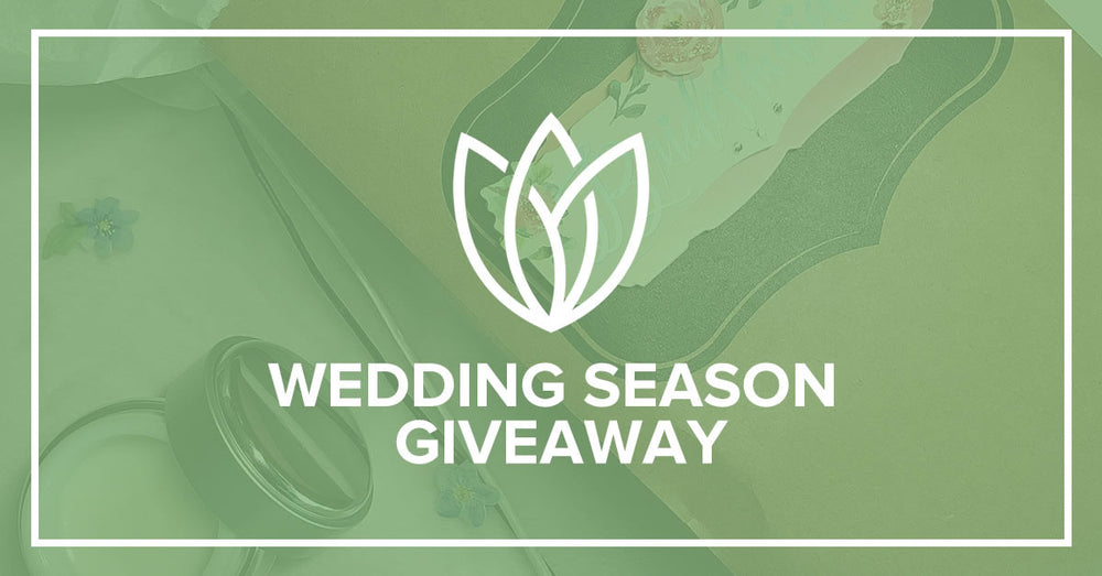 Bride & Bridesmaids Wedding Set Giveaway
