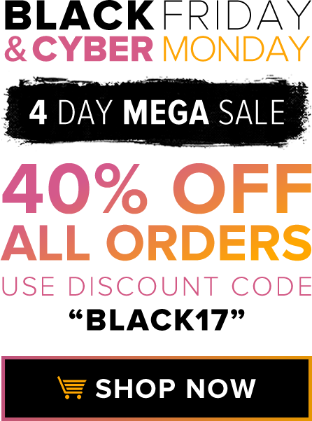 Aloe Infusion Black Friday & Cyber Monday Mega Sale