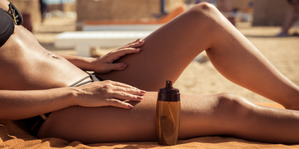 tanning is not your friend - outside