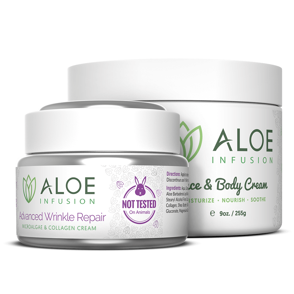Aloe Infusion - About Us Products Image