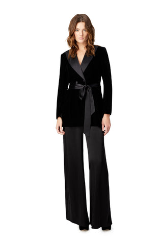 Camille Jumpsuit and Jacket