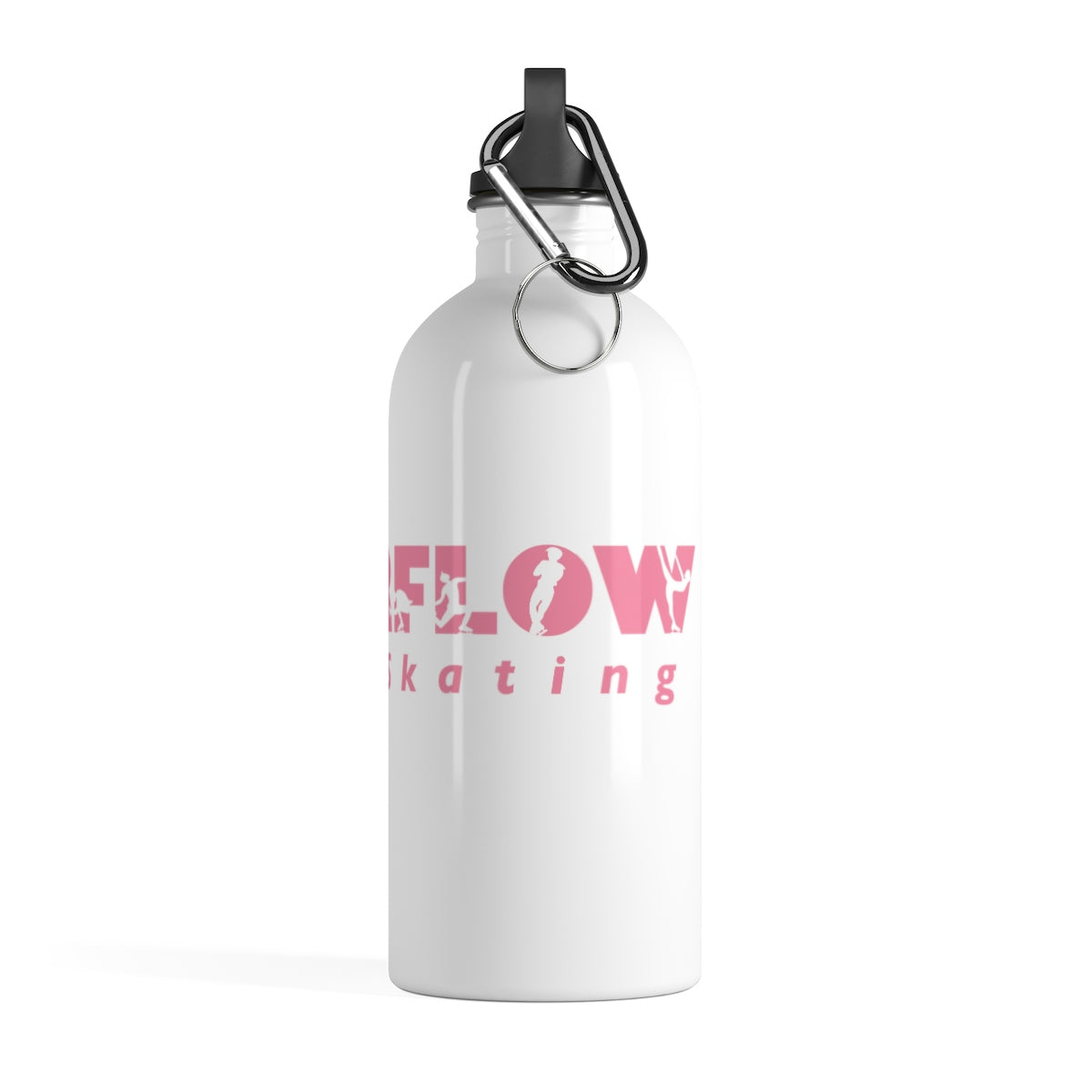 ColorFlow Skating Stainless Steel Water Bottle