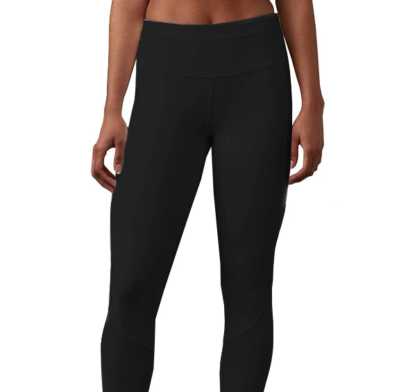 Women Figure Skating Practice Pants with Pockets and Breathable Performance Mesh