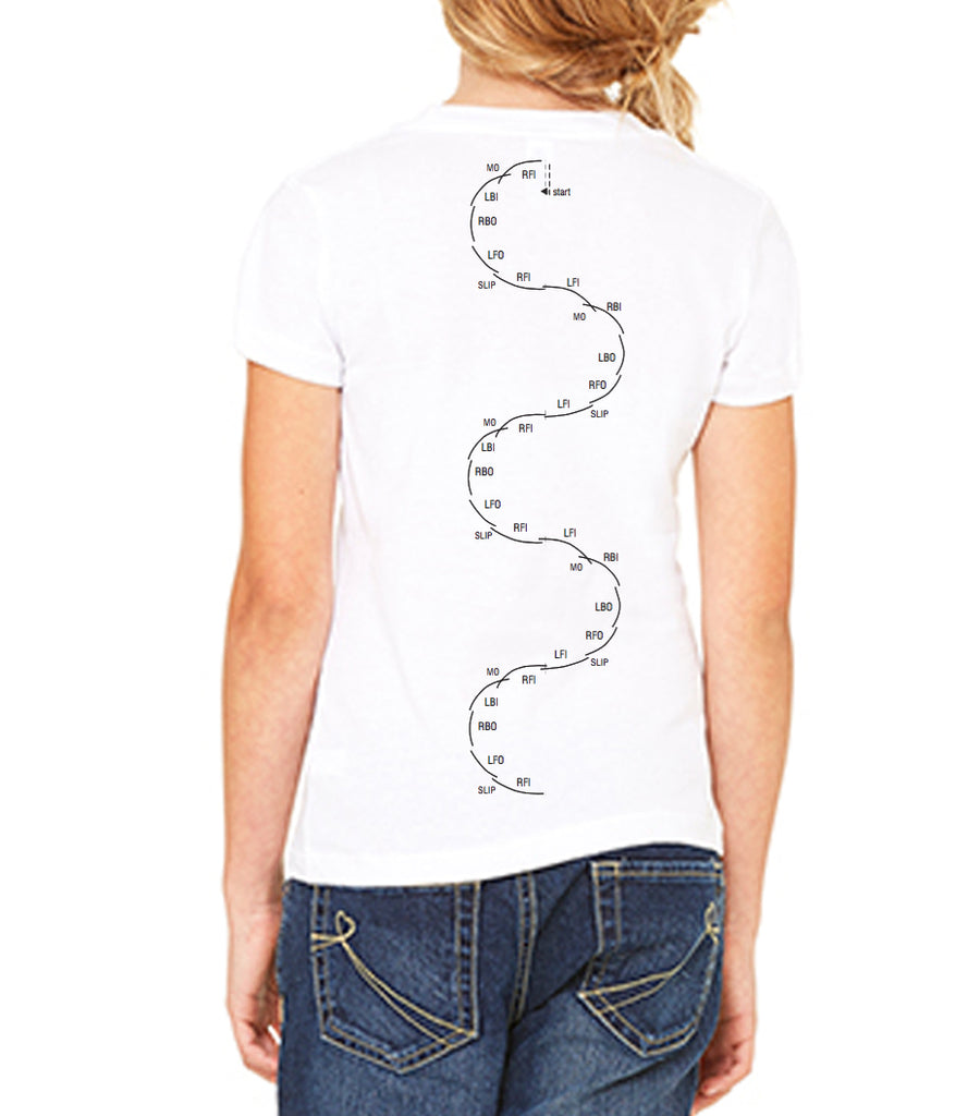 Pre-Juvenile Moves in the Field Graphic Tee (Women)