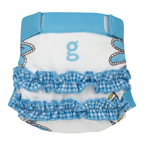 Girly Twirly Blue gPants