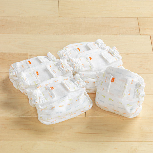 Newborn gPants 6-pack