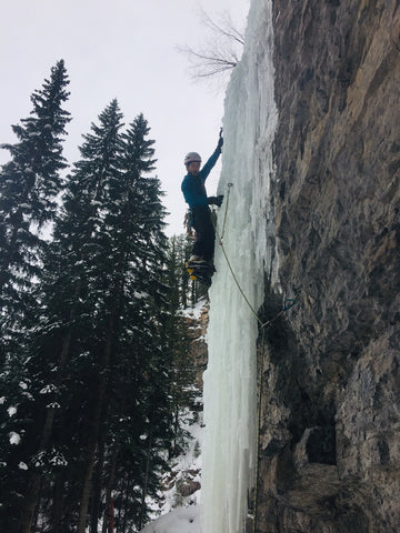 Assessing the Ice Climb