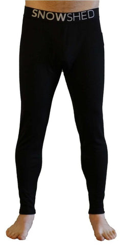 Black Thermals - front view