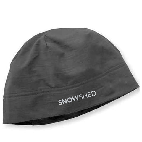 Snowshed Merino Wool Helmet Beanie | snow shed usa