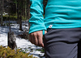 Women's Merion Wool Aspen Shirt = Snowshed USA