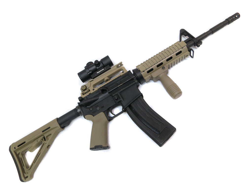 Matching AR-15 Accessories to Magpul Flat Dark Earth