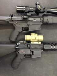 Choosing between the LR308 and AR15