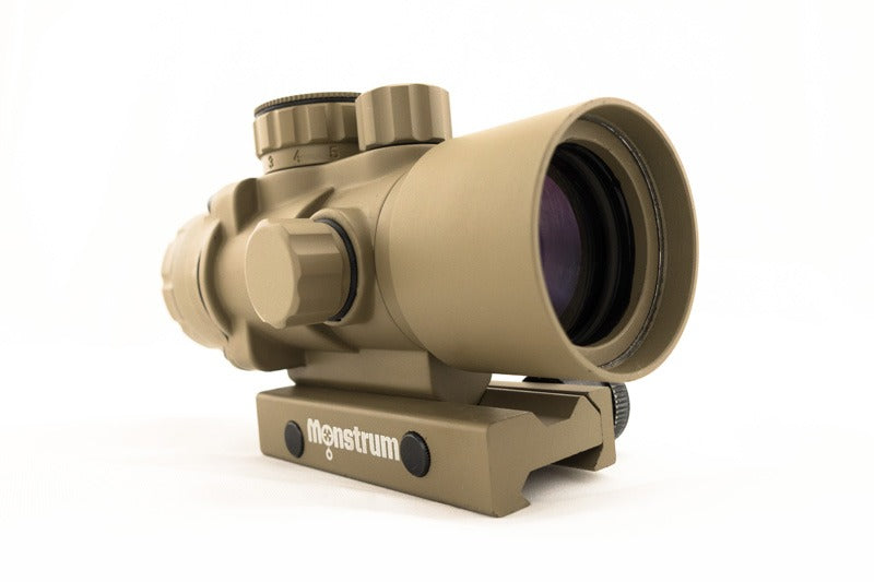 Monstrum Tactical S330P-T Prism Scope