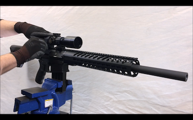 DPMS LR-308 Free Float Handguard Install Guide