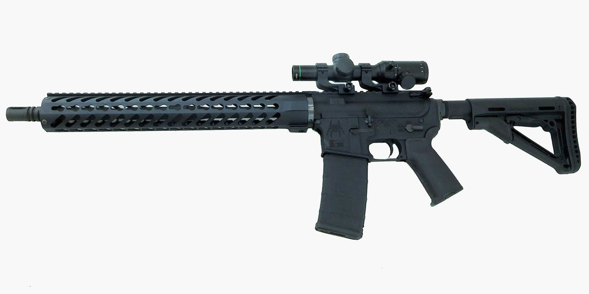 Shooting Range AR-15 on the Cheap