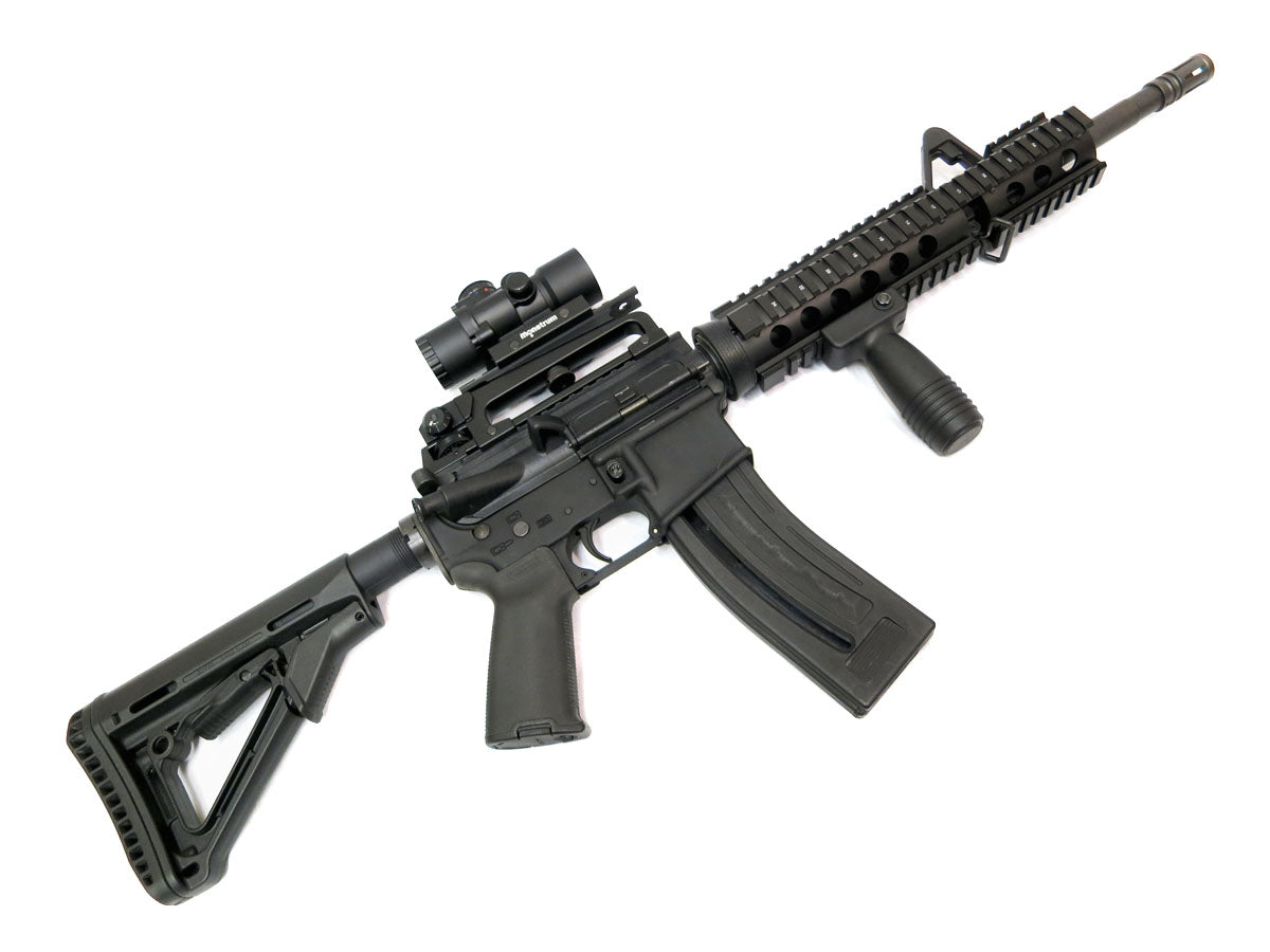 Tactical AR-15 Build on the Cheap