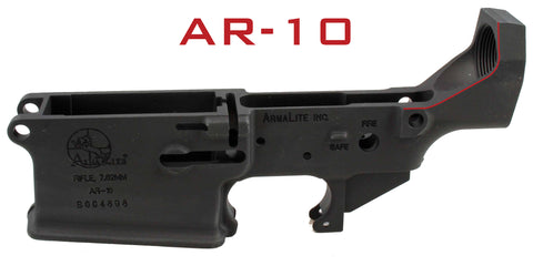 What is the Difference Between an AR-10 and an LR-308? - Monstrum