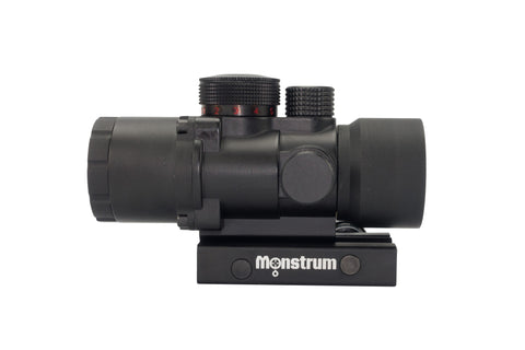S232P 2x32 Compact Prism Scope - Rifle Scopes - Monstrum Tactical - 3