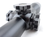 3-9x40 First Focal Plane Rifle Scope - Adjustable Objective and Range Finder Reticle - Rifle Scopes - Monstrum Tactical - 5