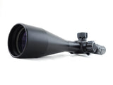 6-24x50 First Focal Plane Rifle Scope - Adjustable Objective and Range Finder Reticle - Rifle Scopes - Monstrum Tactical - 4