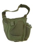 BP03 Side Carry Pack - Military Green - Tactical Gear - Monstrum Tactical - 4