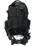 3 Day Tactical Pack - Black - Tactical Gear - Monstrum Tactical - 3