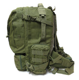 3 Day Tactical Pack - Military Green - Tactical Gear - Monstrum Tactical - 2