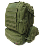 3 Day Tactical Pack - Military Green - Tactical Gear - Monstrum Tactical - 1