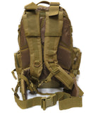 3 Day Tactical Pack - Desert Tan - Tactical Gear - Monstrum Tactical - 3