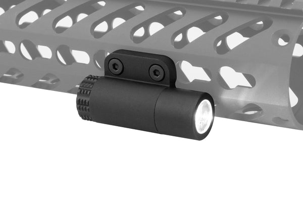 100 Lumen LED Flashlight with Keymod Adaptor Base