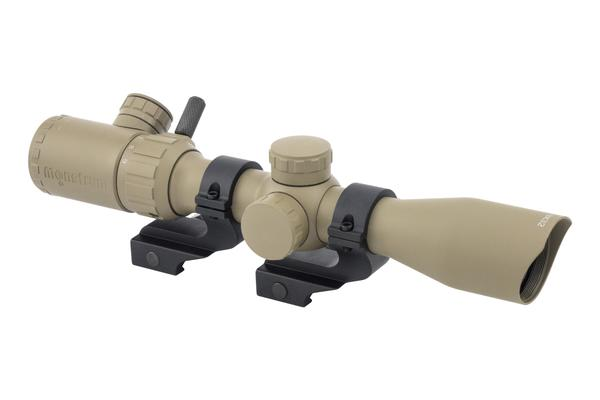3-9x32 Tactical Scope