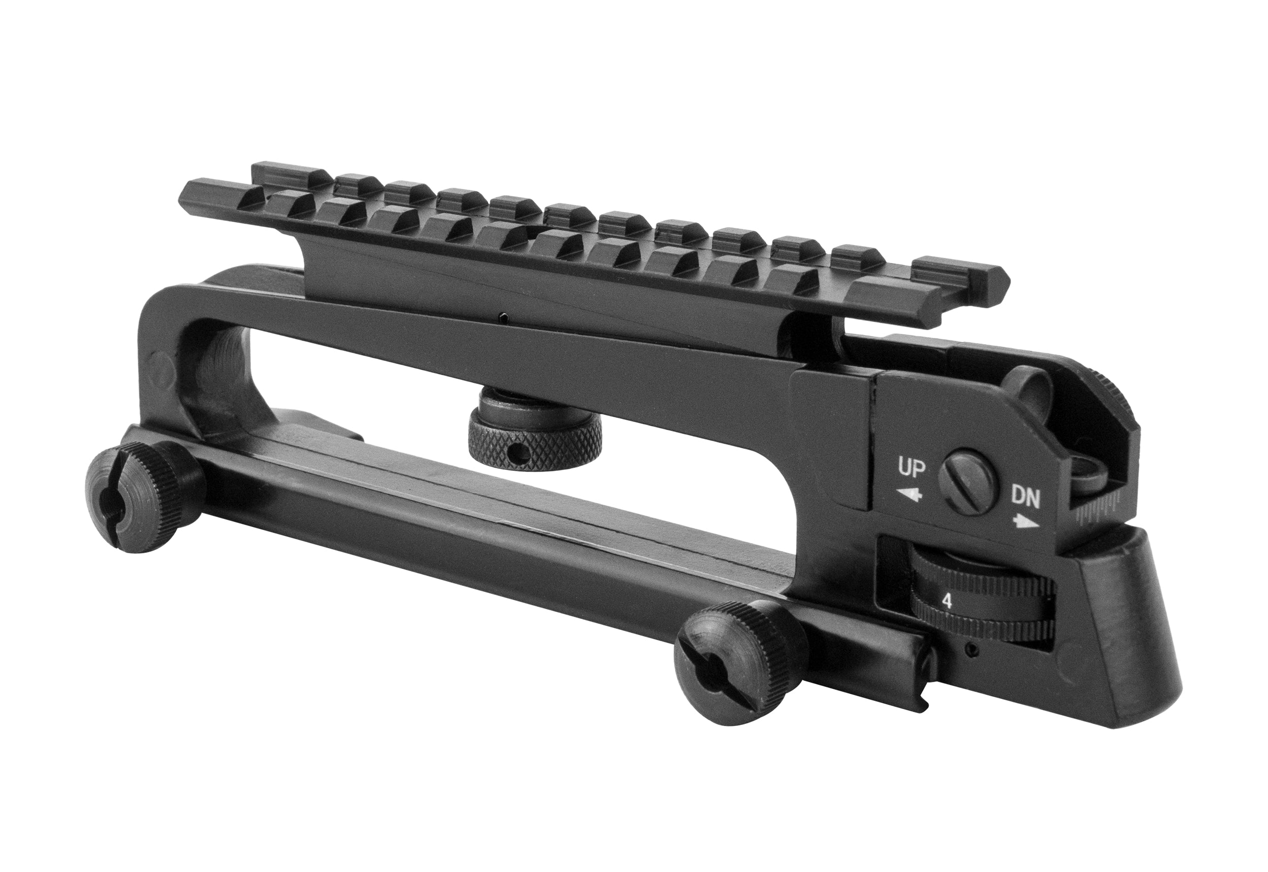 Ar 15 Carry Handle A2 Rear Sight Rail Mount Monstrum