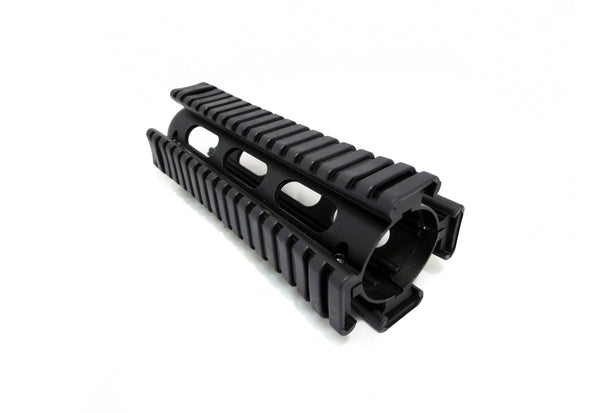 MONSTRUM TACTICAL PICATINNY LADDER RAIL COVER CARBINE LENGTH 7 IN BLACK 2