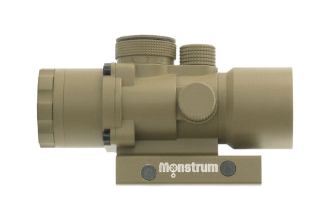 S330P 3x30 Compact Prism Scope - Flat Dark Earth