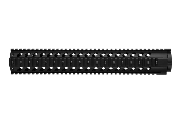 AR-15 Quad Rail Handguard - 15 inch | Free Float