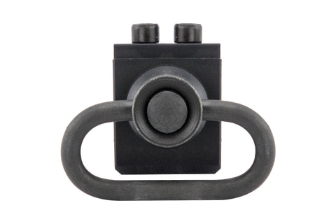 Z200 Heavy Duty Picatinny Rail Mount Sling Adapter with Quick Detach Sling Swivel