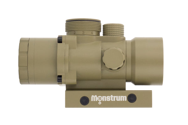 S232P 2x32 Compact Prism Scope - Flat Dark Earth
