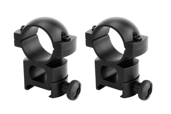 1 inch Rifle Scope Rings, High Profile