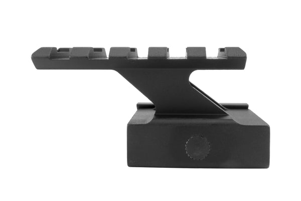 Monstrum Tactical Lockdown Series Lightweight Riser Mount | High Profile | 2.13 inch L / 5 Slot