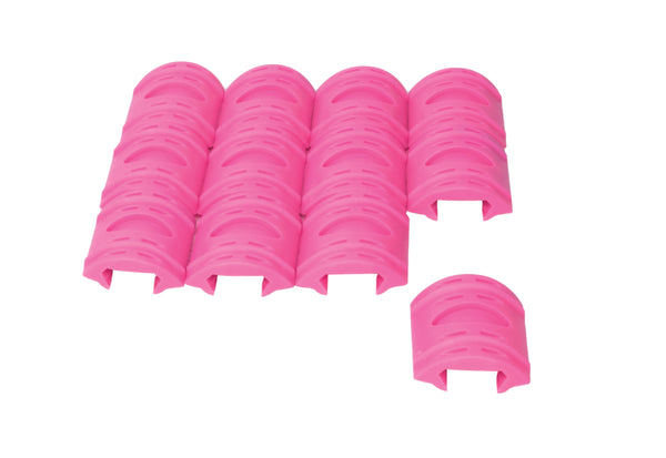 Picatinny Rail Covers - 2 inch  12 Piece Set Pink - Accessories - Monstrum Tactical