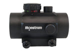 R40 Red/Green Dot Sight - Red Dots - Monstrum Tactical - 2