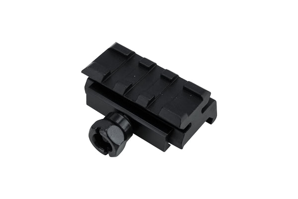 3 Slot/1.75in Low Profile Lockdown Series High Performance Riser Mount