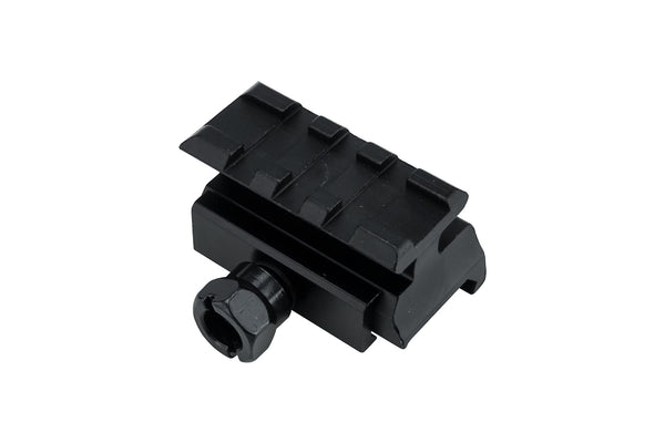 3 Slot/1.75in Medium Profile Lockdown Series High Performance Riser Mount